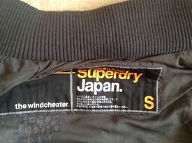 Superdry Men's Black Windcheater (S)