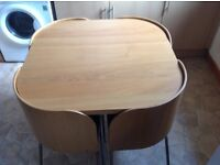 IKEA Space Saver Table and Chairs for sale.....£50 Ono