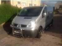 RENAULT TRAFIC MODIFIED (2012) PHASE 3
