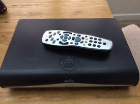 Sky box plus remote good working order