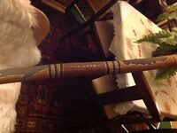 Authentic Australian Didgeridoo for sale