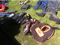 Diving gear job lot.Scuba.