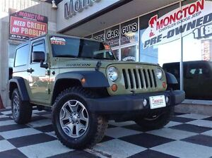 2013 Jeep Wrangler Rubicon Heated seats, A/C