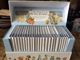 The World Of Beatrix Potter Complete Collection Of Original Tales 1-23