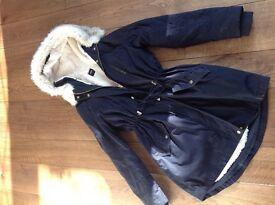 Oasis winter coat