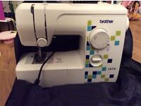 Full size sewing machine (electric) Brother LS14 ex con