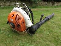 Stihl BR500 Back Pack Blower spares or repairs BR 500