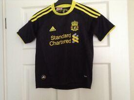 Boys Liverpool Shirt 7-8years