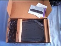 BT YOUVIEW BOX FOR SALE VERY CHEAP, MINT CONDITION, NEVER USED WITH ALL WIRES AND REMOTE AND BOX £80