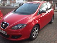 2007 Seat Altea Reference Sport 1.9 TDI! FULL SEAT HISTORY!! Quick Sale Needed!!