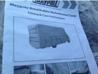 Maypole Breathable Motor Home Cover