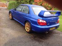Subaru wrx sti 2.0