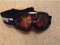 Campri Junior Ski Goggles - brand new in package