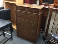 4ft high chest of drawers