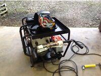 200 Amp Welder Generator Kohler Petrol Keystart