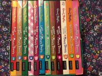 Boxed set of Mallory Towers books