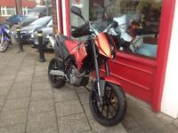 KTM DUKE LC4 625cc FANTASTIC BIKE VERY LOW MILES 2 OWNERS FROM NEW FREE LOCAL DELIVERY