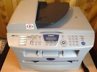 Brother Photocopier with fax and copier options. New lower price