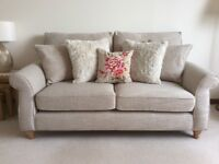 Immaculate Next Ashford Medium Sofas (3 seats) - 2No For Sale