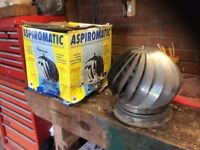 Aspiromatic chimney flue used but good condition