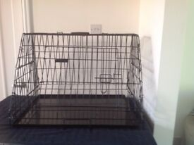 Sloping Puppy Crate