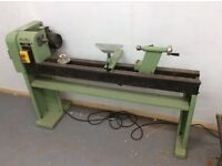 Wood lathe mini max arbour