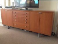 IKEA sideboard - Good quality and condition - Teak