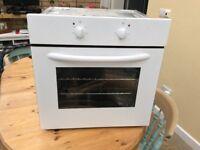 White used ovens