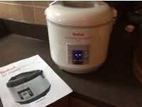 Teal Rice Cooker 4 in 1, makes rice, porridge, slow cooker & steamer - West Kirby, Wirral