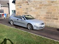 SAAB 9-3 - Vector Turbo Convertible. Lovely clean car, 9 months MOT. Recent Service.