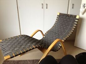 Relaxing chair. You can adjust sitting to lying position. Very comfortable and almost new
