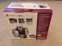 Epsom picture mate 500 personal photo lab..