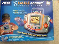 Vtech VSmile Pocket + film Cars Game