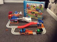 Thomas the tank post office loader in excellent condition with box.
