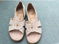 Sandals brand new