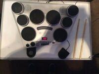 Yahama D65 Drum machine.