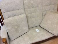Cottage 3 seater sofa