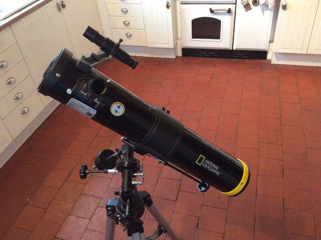 Premium Bresser National Geographic Telescope 76/700 EQ