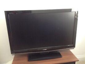 """Sharp 42"""" 1080P Full HD TV"""