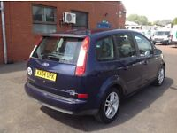 Ford Focus C Max Diesel Good Runner with history and mot