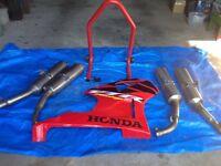 Honda sp1 parts