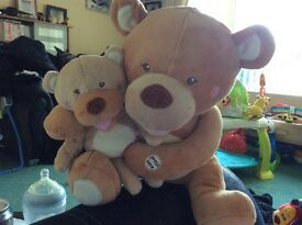 Talking teddies brand new without packaging