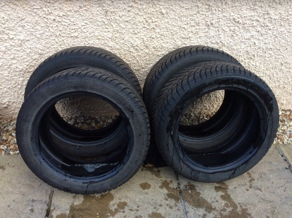 Winter tyres - 4 Goodyear Eagle Ultra Grip