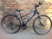 Trek 7500fx hybrid commuter type bike
