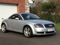 Audi TT 180 BHP.. FULL YEARS MOT .