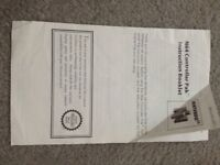 N64 Controller Instruction Booklet