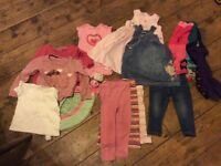 18-24 m girls' bundle