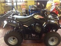 Kymco MXU 250 RL 2006 Quad Bike