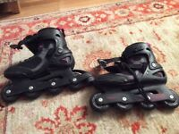 Oxelo inline skates active fit 3. size EU 39 UK5.5
