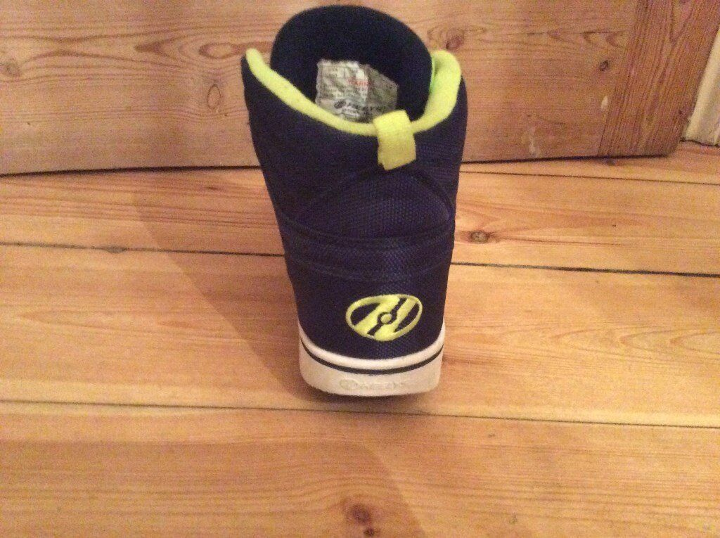 Heelys for sale £25 - size 4 - hardly worn.